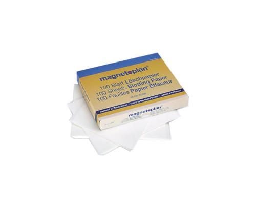 Запасные салфетки для губок MAGNETOPLAN, 100шт.