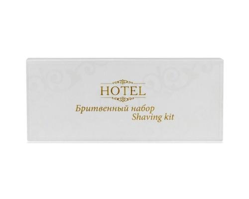 Бритвенный набор Hotel в картонной упаковке (200 штук)