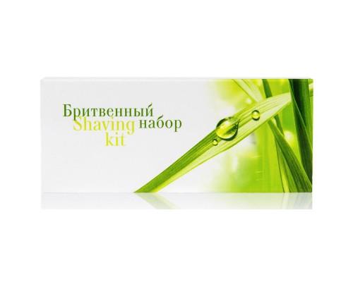 Бритвенный набор Aloe Vera в картонной упаковке (200 штук)
