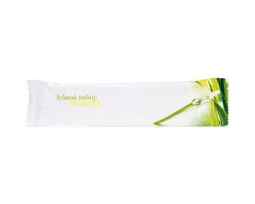 Зубной набор Aloe Vera в мягкой упаковке (300 штук)