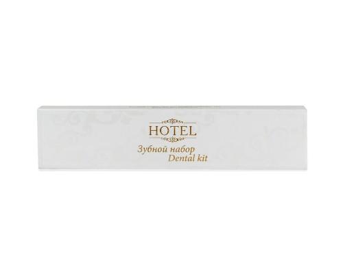 Зубной набор Hotel в картонной упаковке (200 штук)