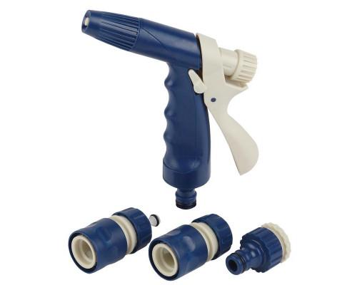 Набор для подключения шланга (наконечник, штуцер, коннектор 2шт) GAKP12-095