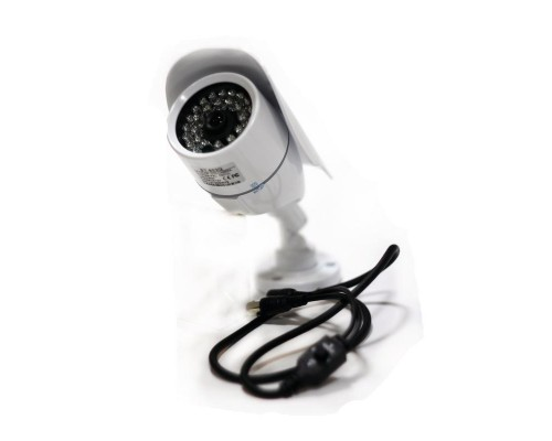 Камера ИНТЭКО СБ ST-603Q, корпусная, цветная, уличная,700ТВЛ,ИК-подсветка