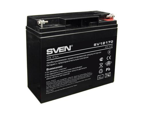 Батарея для ИБП SVEN SV 12170 (12V/17Ah) аккумуляторная