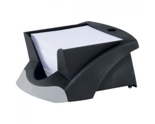 Блок для записей 90х90х50мм, белый, DURABLE 7714-01, подставка черная