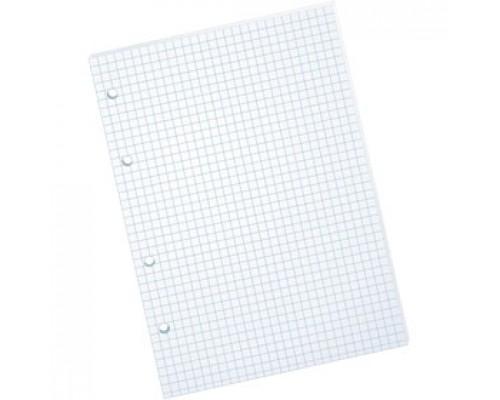 Блок сменный А5 80л., клетка, OfficeSpace, белый