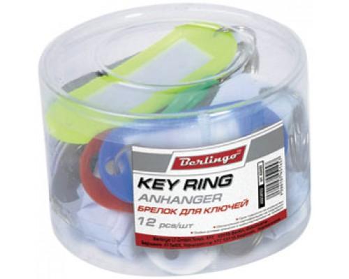 Брелок для ключей BERLINGO, 50х20мм, 12шт.