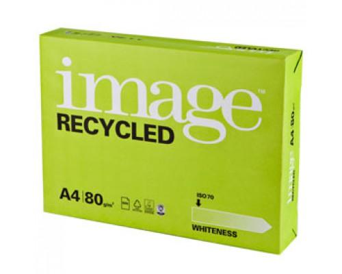Бумага IMAGE Recycled А4, 80г/м2, 55%CIE, 500л.