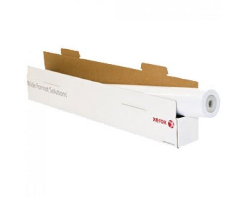 Бумага для плоттера XEROX InkJet Monochrome 610x46м 90г/м2