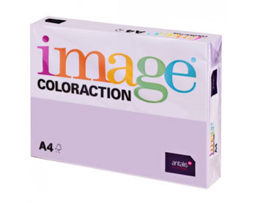 Бумага IMAGE Coloraction intensive А4, 80г/м2, аметист, 500л.
