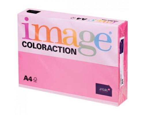 Бумага IMAGE Coloraction intensive А4, 80г/м2, ярко-розовый, 500л.