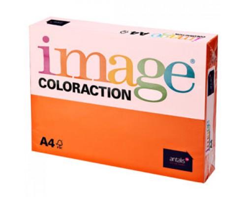 Бумага IMAGE Coloraction medium А4, 80г/м2, ярко-оранжевый, 500л.