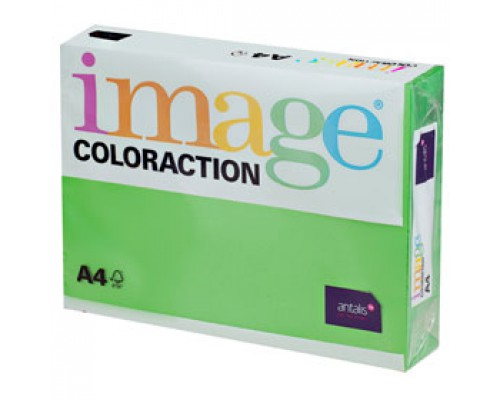 Бумага IMAGE Coloraction intensive А4, 80г/м2, травяной, 500л.