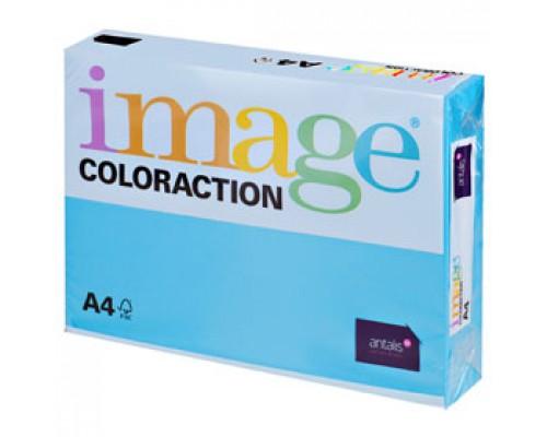 Бумага IMAGE Coloraction medium А4, 80г/м2, бирюзовый, 500л.