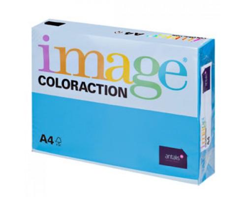 Бумага IMAGE Coloraction medium А4, 80г/м2, светло-синий, 500л.