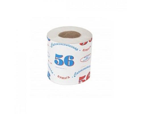 Туалетная бумага 54-56м
