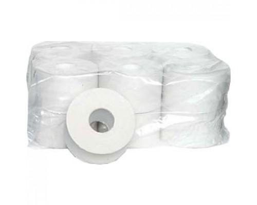Туалетная бумага для держателя TORK Universal Mini 1-сл. 200м, 12 шт., белый