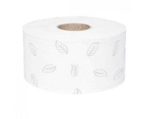 Туалетная бумага TORK Advanced Mini 2-сл. 170м, 12 шт., белый