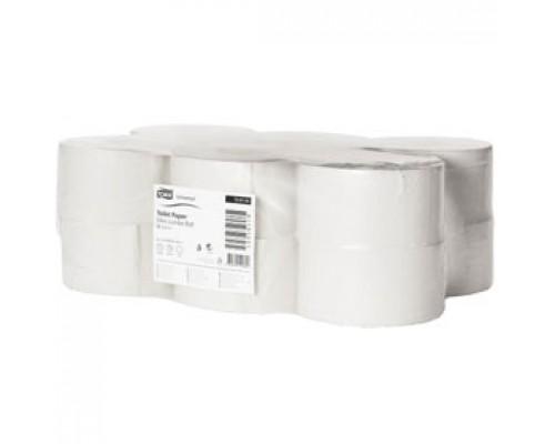 Туалетная бумага TORK Universal Mini 1-сл. 200м, 12 шт., натуральный