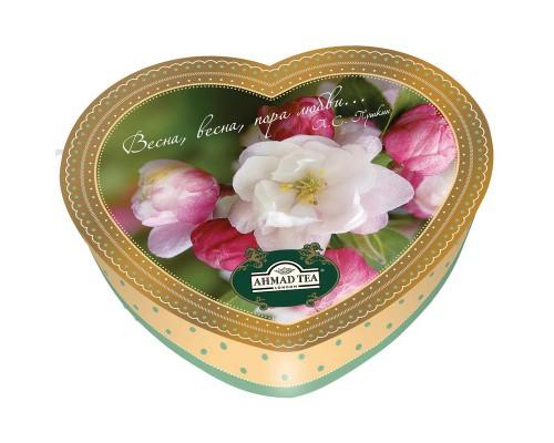 Чай Ahmad Tea Весенние цветы черный 100 г