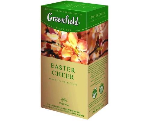 Чай Greenfield Easter cheer черный цитрусовый 25 пакетиков