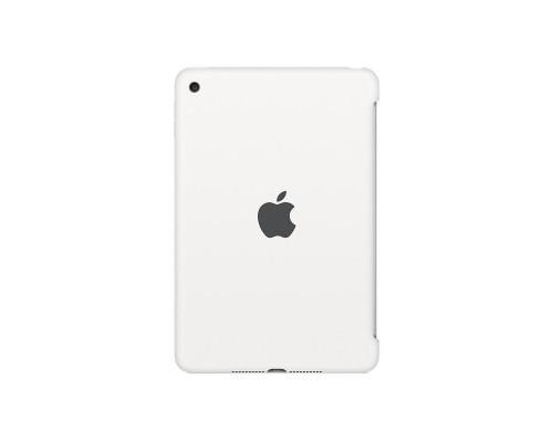 Чехол Apple iPad mini 4 Silicone Case White(MKLL2ZM/A)