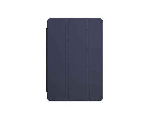 Чехол Apple iPad mini 4 Smart Cover Midnight Blue(MKLX2ZM/A)