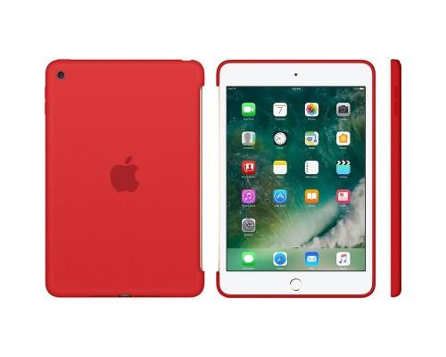 Чехол Apple iPad mini 4 Silicone Case Red(MKLN2ZM/A)