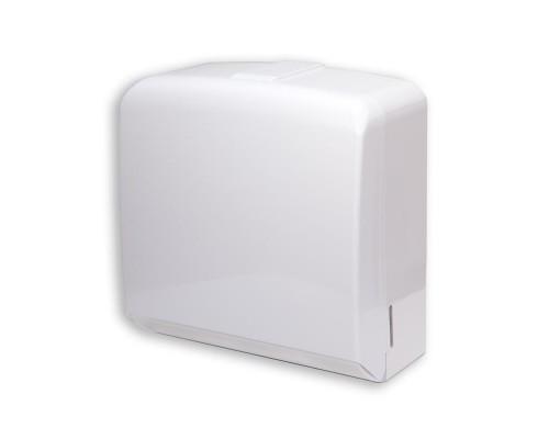 Держатель для листовых полотенец Терес FD-528W пластиковый белый