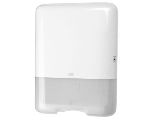 Держатель для листовых полотенец Tork Singlefold H3 ZZ/C 553000 пластиковый белый