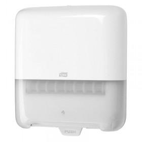 Держатель для рулонных полотенец Tork Matic Elevation H1 551000 пластиковый белый