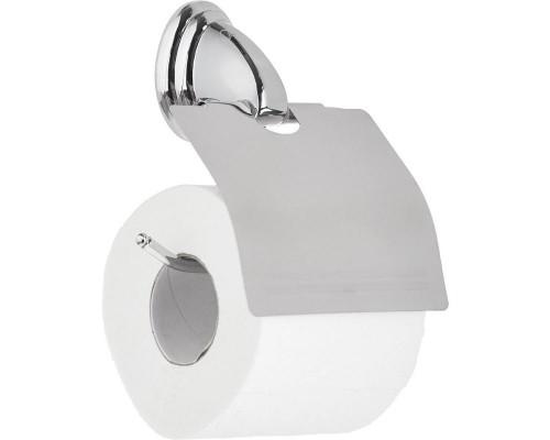 Держатель для туалетной бумаги Frap 1503 металлический хромированный