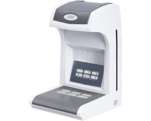 Детектор банкнот PRO 1500 IRPM LCD ИК, детекция УФ, магнитная