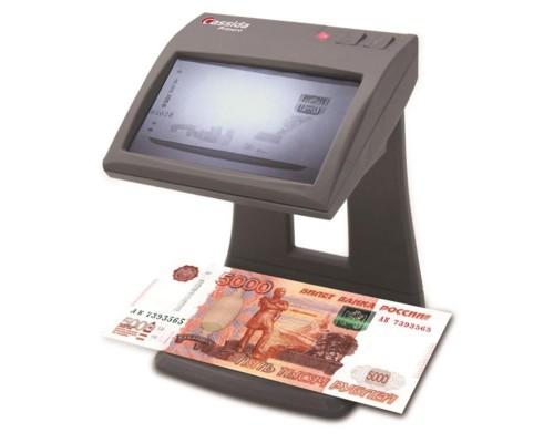 Детектор валют Cassida Primero Laser с антистокс-контролем