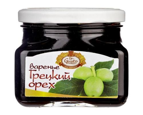 Варенье te Gusto грецкий орех, 430 г