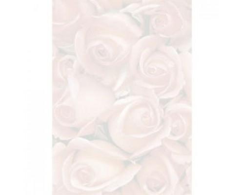 Дизайн-бумага DECADRY А4, 90г/м2, Ковер из роз, 20л.