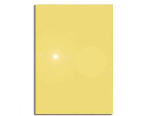 Дизайн-бумага DECADRY А4, 130г/м2, Золотой металлик, 20л.