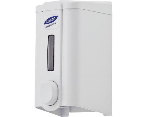 Дозатор для жидкого мыла Luscan Professional 1000мл S4, белый пластик