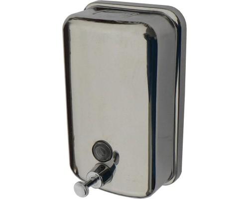 Дозатор для жидкого мыла Solinne 500мл из нерж.стали(полированный)