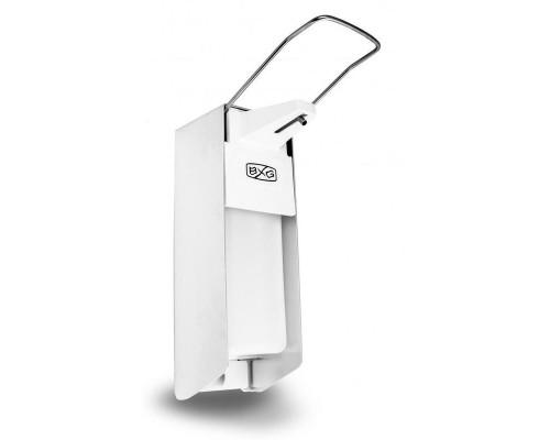Дозатор для жидкого мыла BXG ESD -1000 локтевой 1000мл.