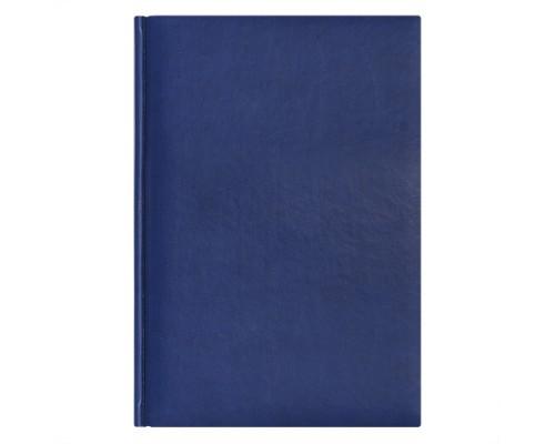 Ежедневник A5 145х205мм 320стр, недат, кожзам, AVANZO DAZIARO City Winner, синий