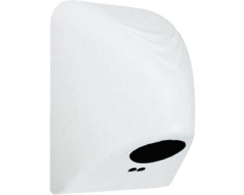Сушилка электрическая для рук Puff автоматическая пластиковая белая (0.8 кВт)