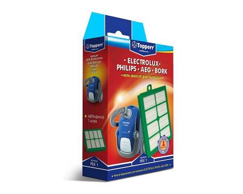 Фильтр для пылесоса Topperr HEPA FEX1