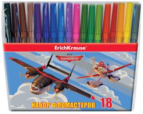 Флом 18цв Flying Planes, разноцветн.