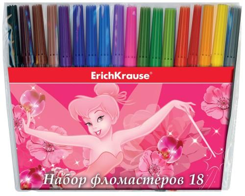 Флом 18цв Tink Pink, разноцветн.