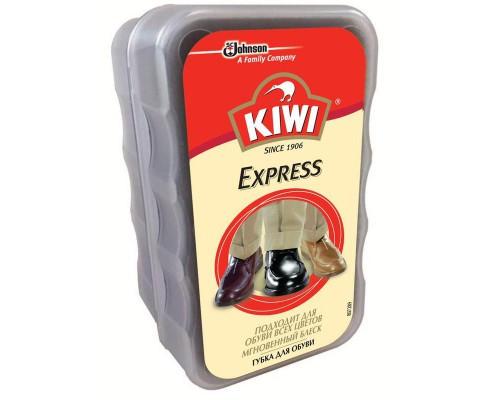 Губка для обуви Kiwi бесцветная 7 мл (без дозатора)