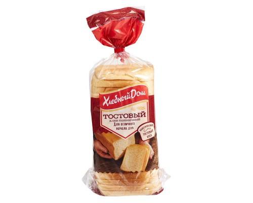 Хлеб Тостовый в нарезке 500 г.