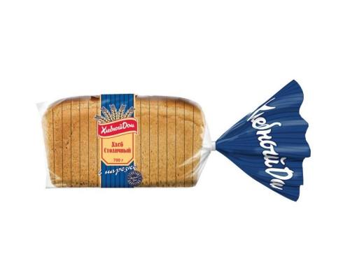 Хлеб Столичный формовой в нарезку 700 г