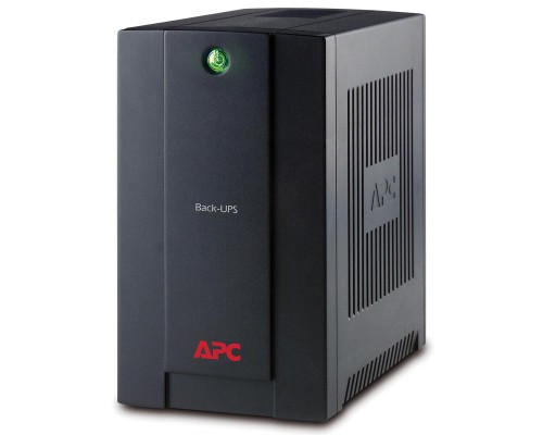 ИБП APC by Schneider Electric Back-UPS BC750-RS 750VA 230V Schuko