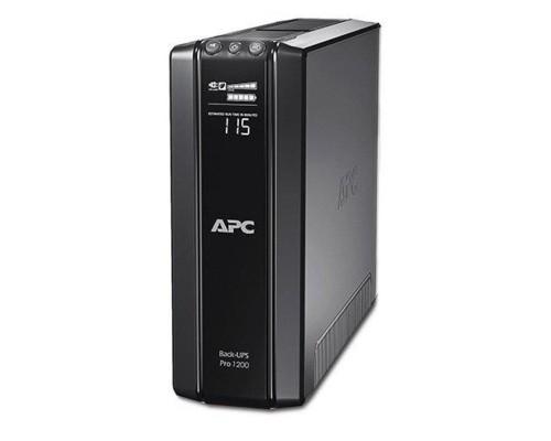 ИБП APC Back-UPS Pro 1200VA (BR1200G-RS)